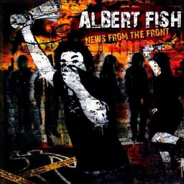 Albert Fish - News from the front, CD Digipack