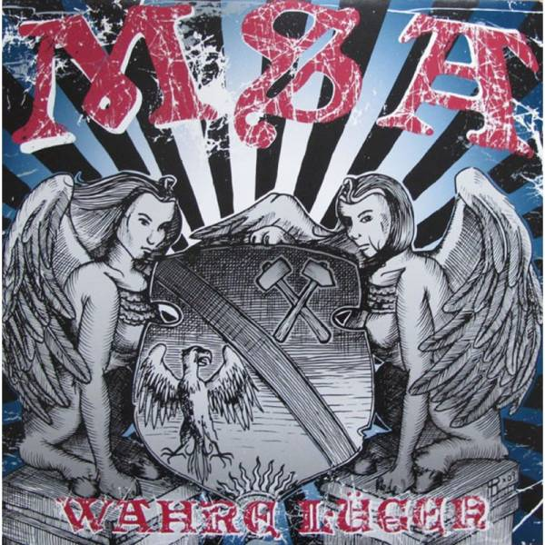Melanie & the Secret Army (MSA) - Wahre Lügen, CD Digipack