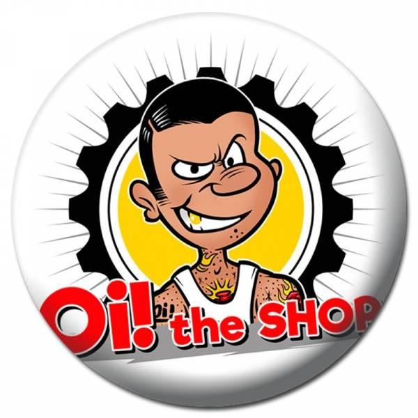 Oi! The Shop, Flaschenöffnerbutton