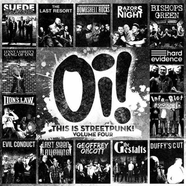V/A This is Streetpunk! Vol. 4, LP schwarz