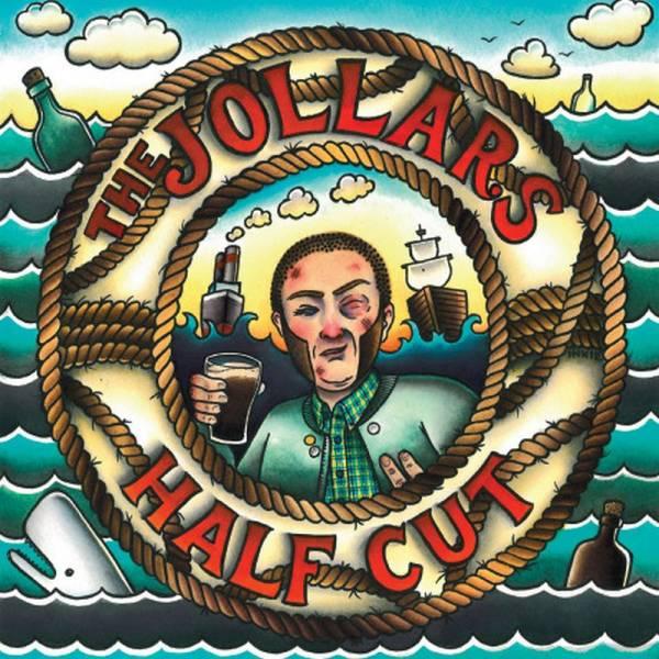 Jollars, The - Half Cut, CD