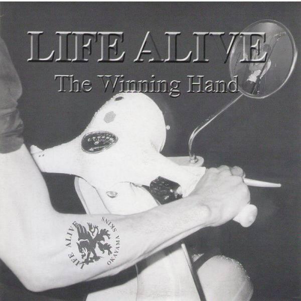 Life Alive - The winning hand , 7'' schwarz