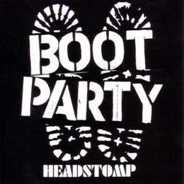 Boot Party - Headstomp, CD