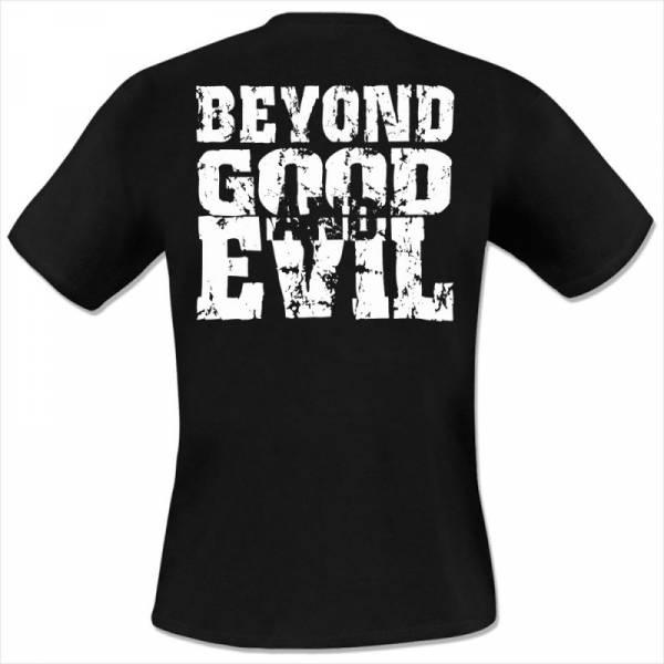 Skinflicks, the - Beyond good and evil, T-Shirt schwarz