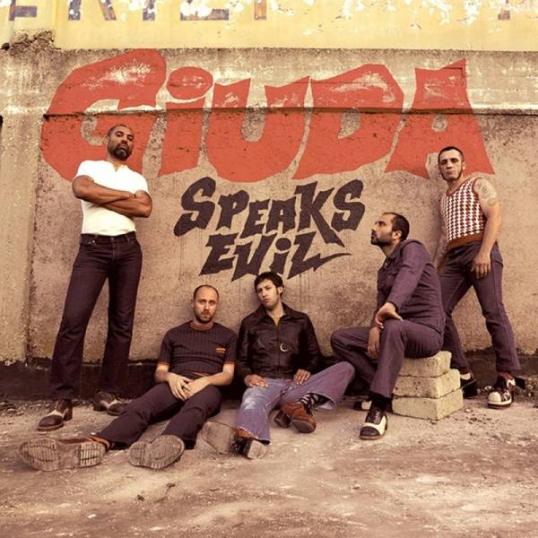 Giuda - Speaks Evil, LP