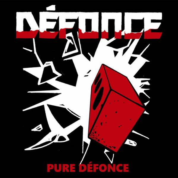 Defonce - Pure Defonce, LP lim. 330 versch. Farben
