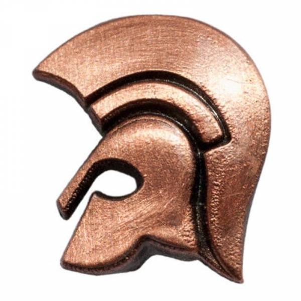 Trojan - Helm, Pin verschiedene Farben