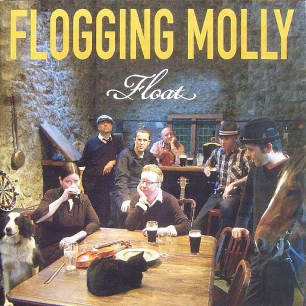 Flogging Molly - Float, LP Gatefold schwarz