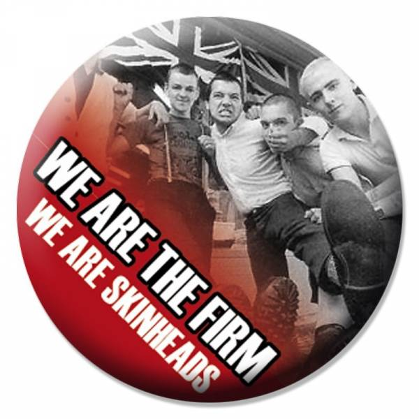 We are the firm, Button B132