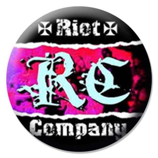 Riot Company - R.C., Button B100