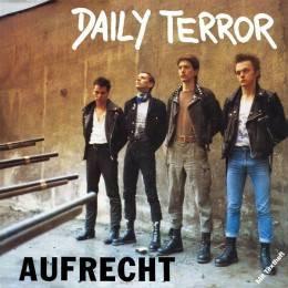 Daily Terror - Aufrecht, LP Lim. verschiedene Farben