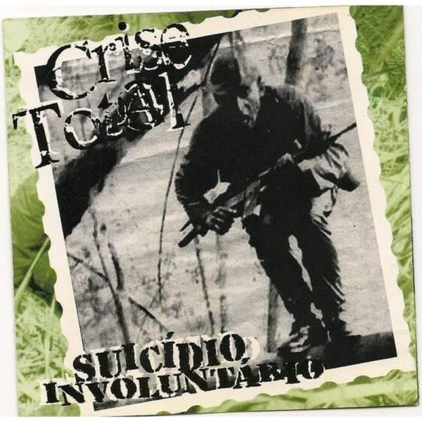 Crise Total - Suicídio Involuntário, CD