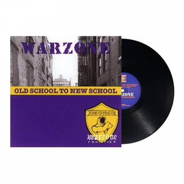 Warzone - Old school to new school, LP verschiedene Farben