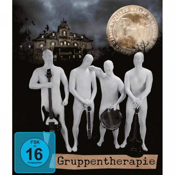 Berliner Weisse - Gruppentherapie, BlueRay