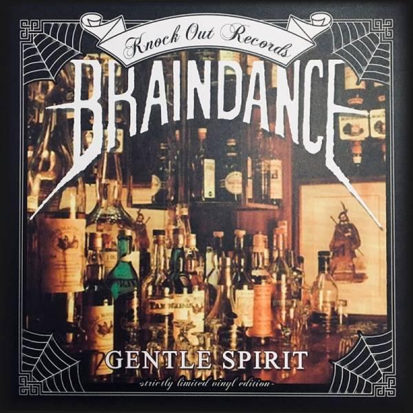 Braindance - Gentle Spirit, 7'' Knock Out Edition lim. 44 schwarz