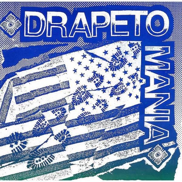 Drapetomania - El mundo te komera, 7'' lim. 500 schwarz