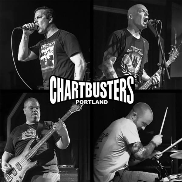 Chartbusters - 2 riffs, 3 chords, up yours!, LP lim. 212 SCHWARZ