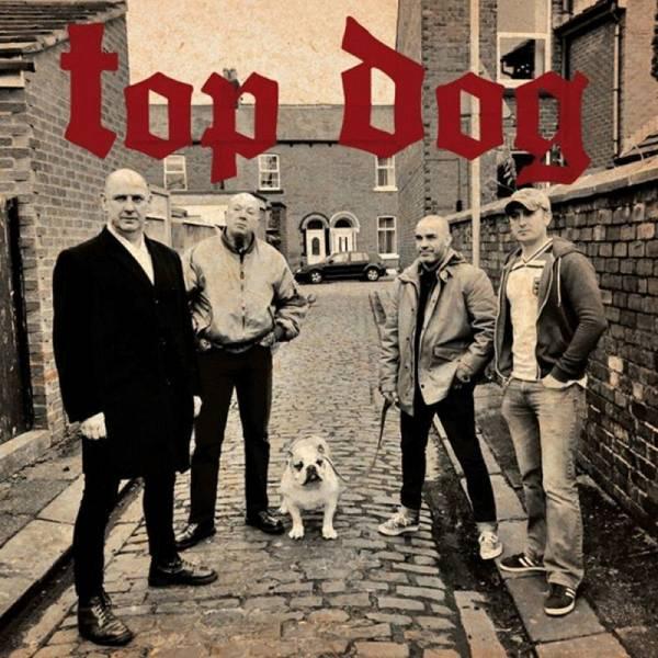 Top Dog - Dto., LP lim. 500 schwarz Erstpressung TD1