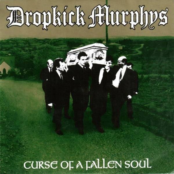 "Dropkick Murphys - Curse of a fallen soul, 7"" weiss Knock Out"