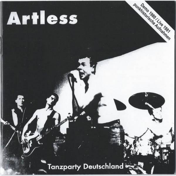 Artless - Tanzparty Deutschland, CD