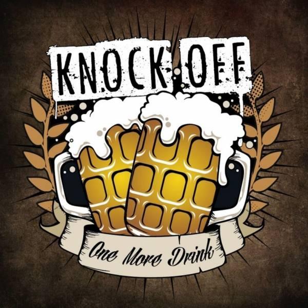 Knock Off - One more Drink, LP lim. 500 versch. Farben