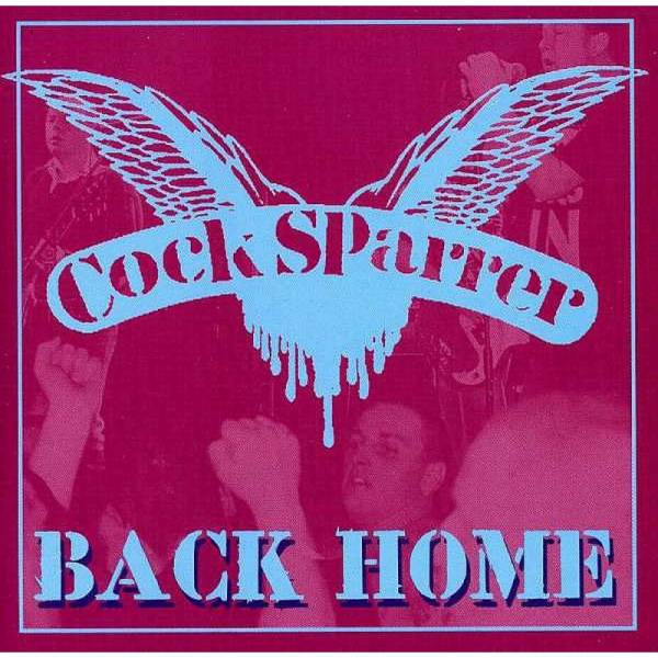 Cock Sparrer - Back Home, CD