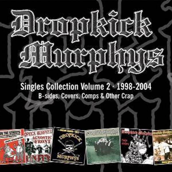 Dropkick Murphys - Singles Collection Vol. 2, CD