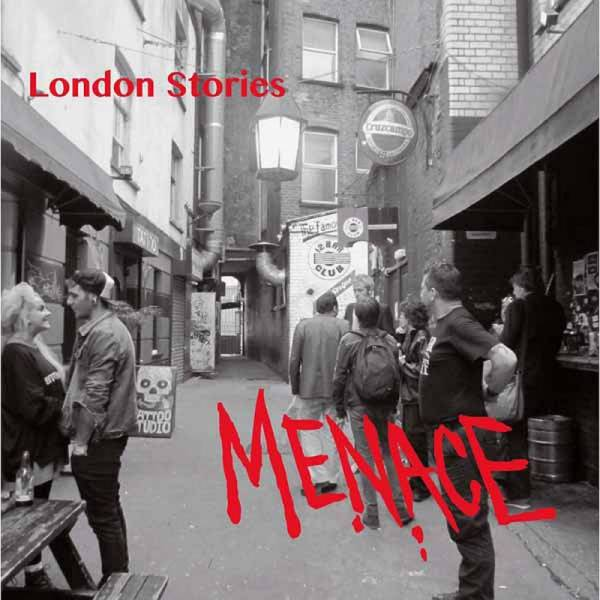 Menace - London Stories, LP schwarz