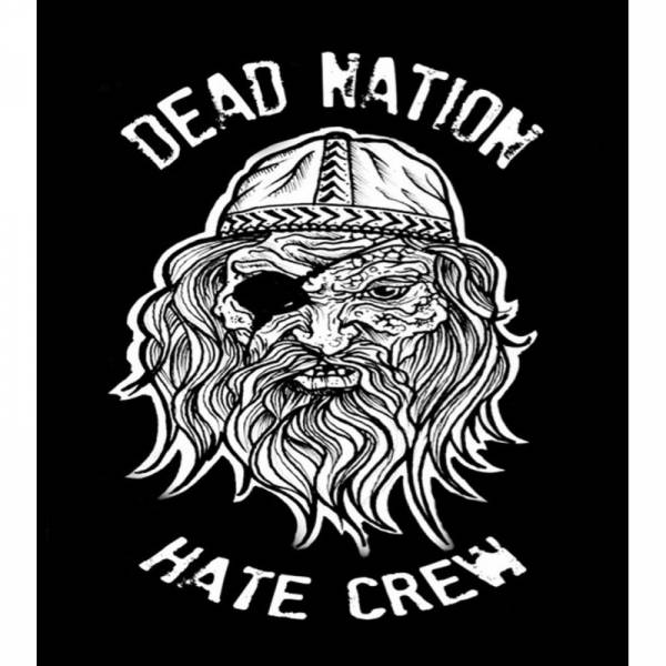 Dead Nation - Hate Crew, 7'' lim. 250