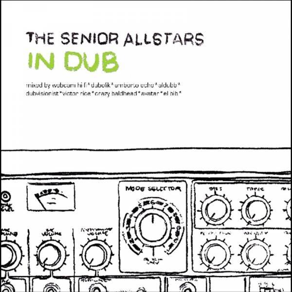Senior Allstars, the - In Dub, DoLP schwarz