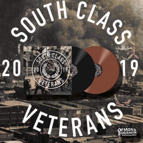 South Class Veterans - Hell to Pay, LP lim. 200 verschiedene Farben
