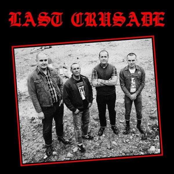 Last Crusade - s/t , LP lim. verschiedene Farben