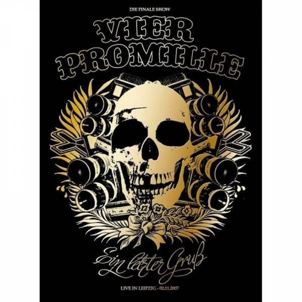 4 Promille - Ein letzter Gruß, DVD + CD