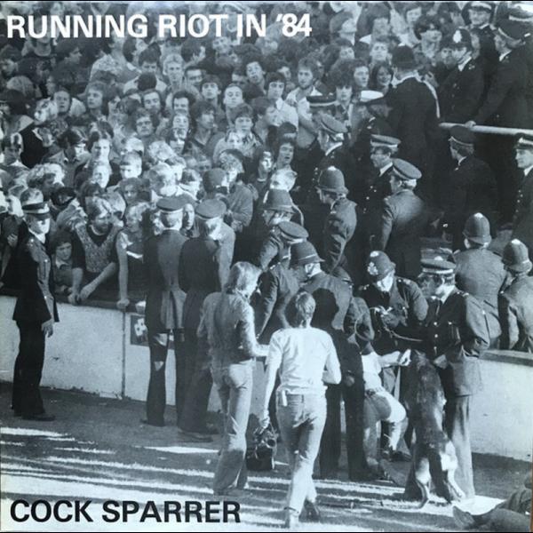 Cock Sparrer - verschiedene Alben, Kassette