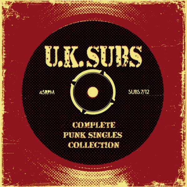 U.K. Subs - Complete Punk Series Collection, DoCD Box