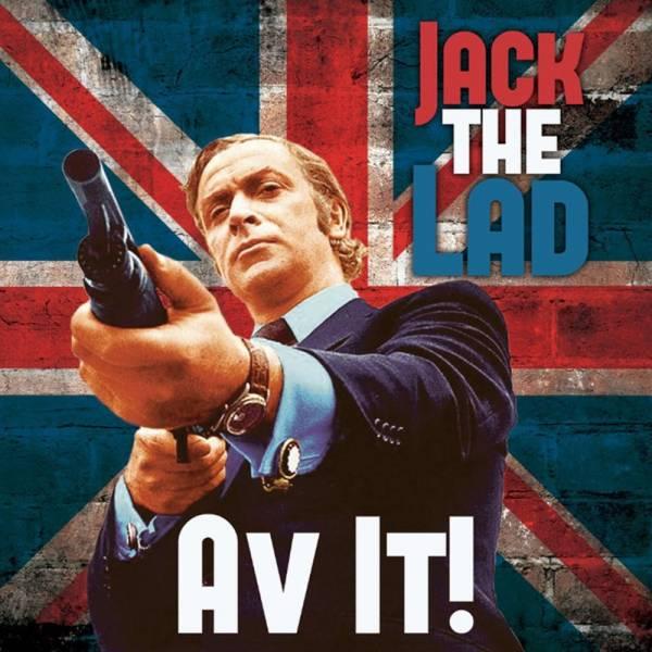 """Jack The Lad - Av it!, 7"""" lim. 500, verschiedene Farben"""