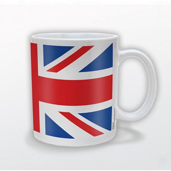 Union Jack Großbritannien, Tasse