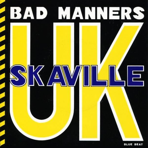 Bad Manners – Skaville UK, 12'' schwarz