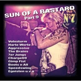 V/A Sun of a Bastard Vol. 9, CD
