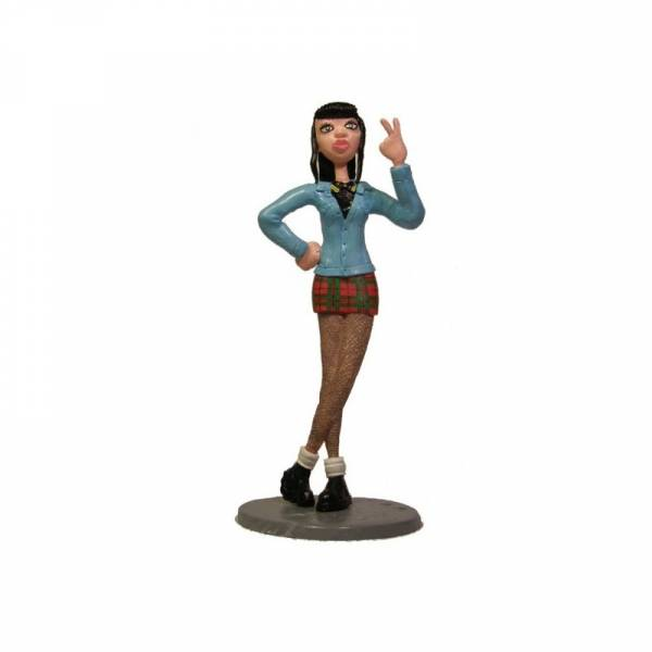 Skingirl - Birdy brünett, Figur