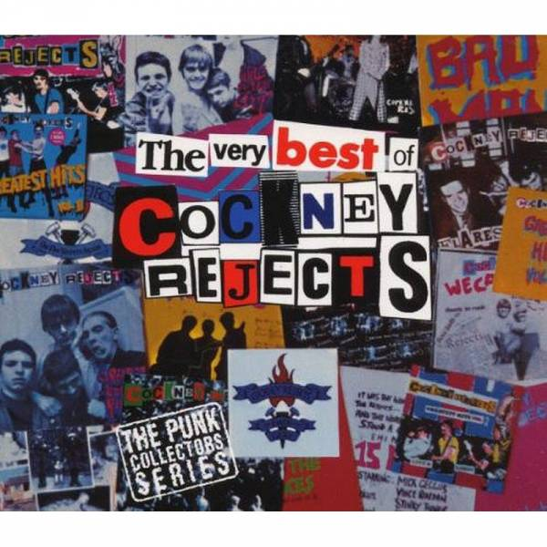 Cockney Rejects - The very best of Cockney Rejects, CD Digipack