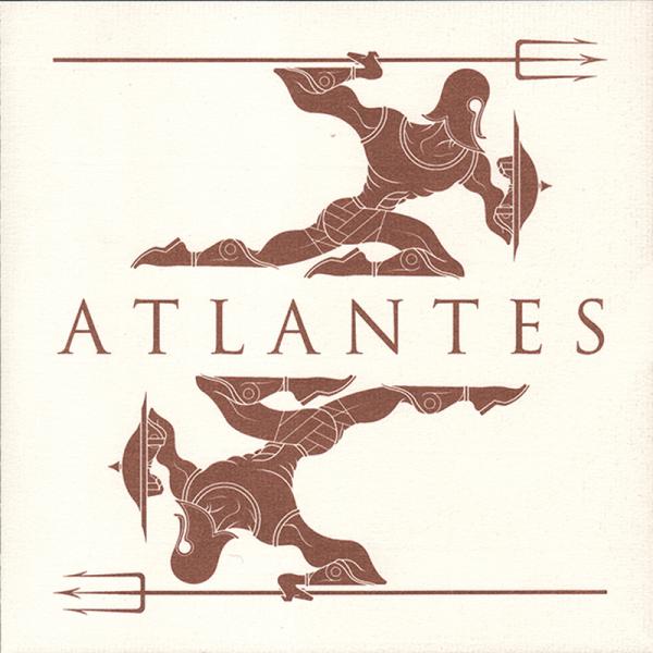 Atlantes - Guerriers Atlantes, 7'' RP lim. verschiedene Cover