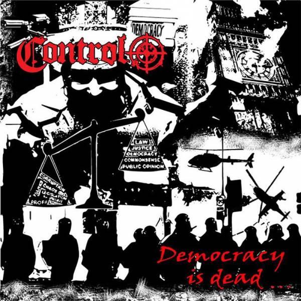 Control - Democracy is dead, CD