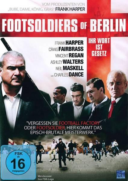 Footsoldiers of Berlin, DVD