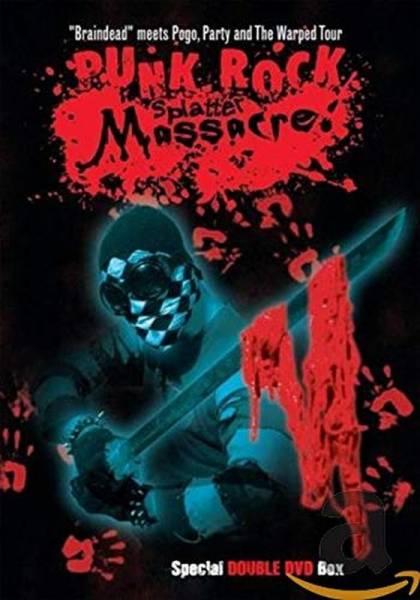 Punkrock Splatter Massacre, 2 DVDs Special Edition