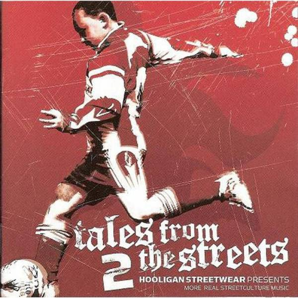 V/A Tales From The Streets Vol. 2, CD