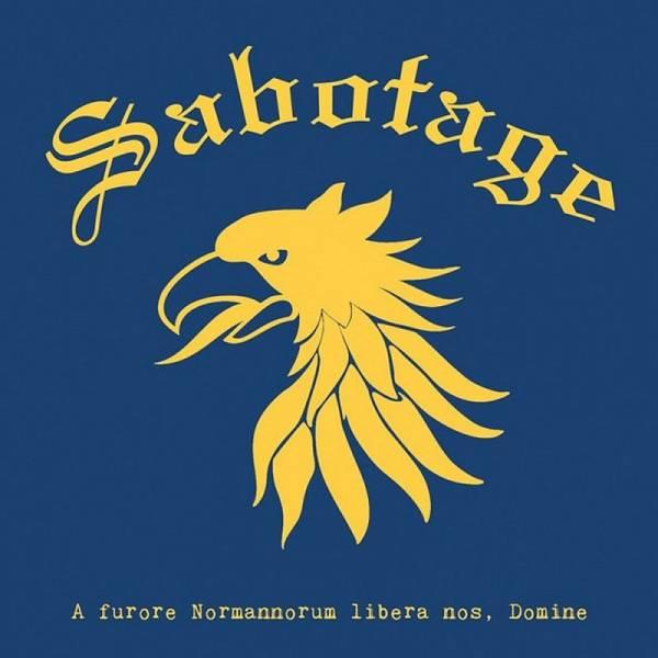Sabotage - A Furore Normannorum Libera Nos, Domine, 7'' farbig