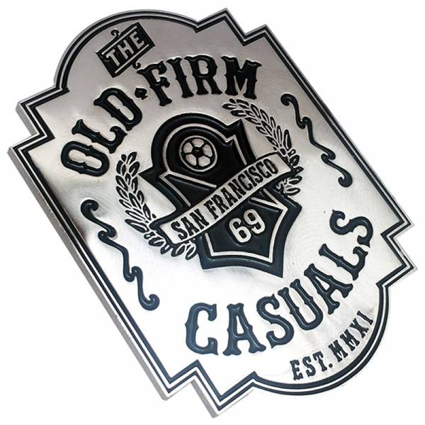 Old Firm Casuals - Crest, Pin