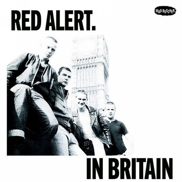 Red Alert - In Britain, 7'' verschiedene Farben