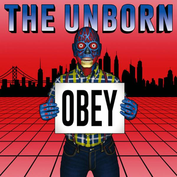 "Unborn, The - Obey, 7"" orange lim. 170"